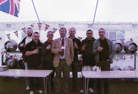 St George's Day Beer Festival